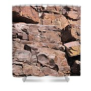 Way Of Stones Shower Curtain