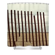 Way To Get In Shower Curtain
