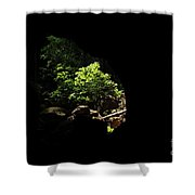 Way To Paradise Shower Curtain