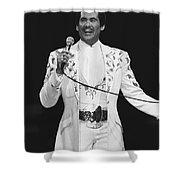 Wayne Newton Shower Curtain