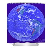 Weather By Jrr Shower Curtain