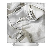Wedding Day Shower Curtain