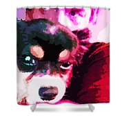 Wedgie And Me Shower Curtain