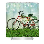 Weekender Special Shower Curtain