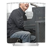 Weir Hornsby And Marsalis Shower Curtain