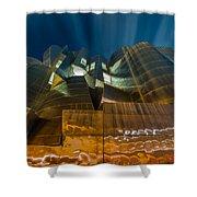 Weisman Art Museum Shower Curtain