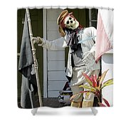 Welcome To Key West Neighbor Shower Curtain