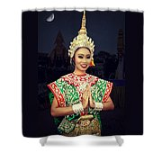 Welcome Thailand Shower Curtain