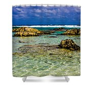 Welcome To Cozumel Shower Curtain