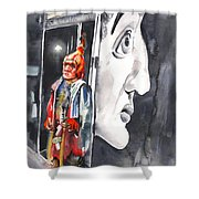 Welcome To The Czech Republic 01 Shower Curtain