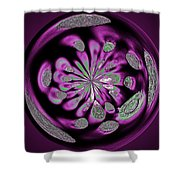 Welding Rods Abstract 5 Shower Curtain