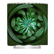 Welding Rods Abstract 8 Shower Curtain