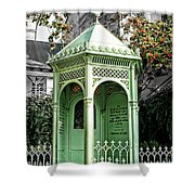 Well Of The Three Brothers Shower Curtain