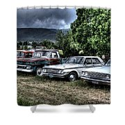 Well Used Cars For Sale Shower Curtain