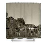 Wells Fargo Office Shower Curtain