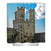 Welsh Castle Shower Curtain