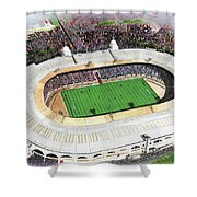 Wembley Stadium Shower Curtain