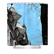 West Chester Pa 7 Shower Curtain