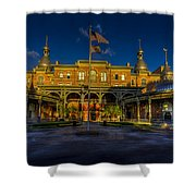West Entry 2 Shower Curtain
