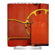 West Feliciano Shower Curtain