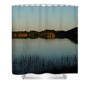 West Lake Shower Curtain