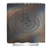 West Motion Shower Curtain