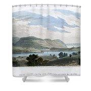 West Point, 1780 Shower Curtain