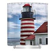 West Quoddy 4226 Shower Curtain
