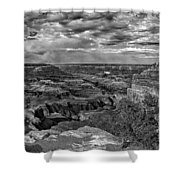 West Rim Grand Canyon National Park Shower Curtain