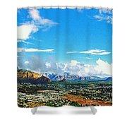 West Sedona Shower Curtain