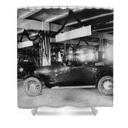Westcott Automobiles, 1917 Shower Curtain