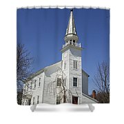 Westerlo Church Shower Curtain