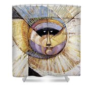Western Solarmask Shower Curtain