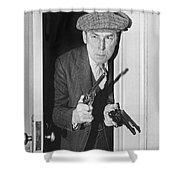 Western Star William S. Hart Shower Curtain