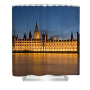 Westminster Twilight II Shower Curtain