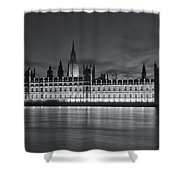 Westminster Twilight Iv Shower Curtain