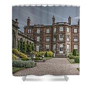 Weston Park House Shower Curtain