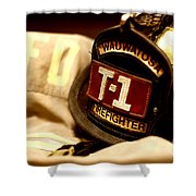 WFD Shower Curtain