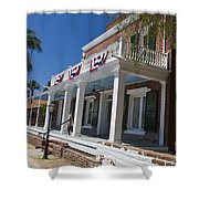 Whaley House Old Town San Diego Shower Curtain