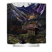 What Time Hasn't Forgotten Shower Curtain