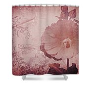 What You Really Love - Vintage Art Shower Curtain