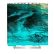 Whatever Become Of Acid Rain? Shower Curtain