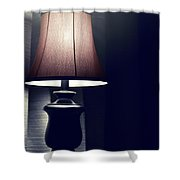 What's That Noise? Shower Curtain by Trish Mistric