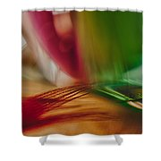 When Soul Meets Body Shower Curtain