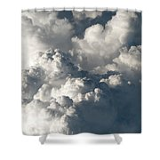 When The Dreams Coming True Shower Curtain