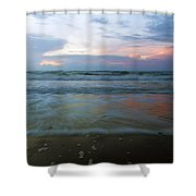 When Time Stood Still Shower Curtain
