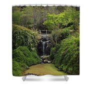 When Too Many Tears Have Fallen Shower Curtain by Laurie Search