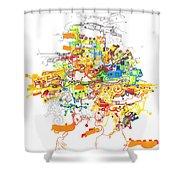Where Shower Curtain