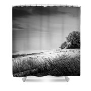 Where The Wild Winds Blow Shower Curtain