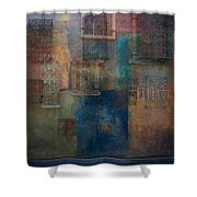 Wherefore Art Though Romeo Shower Curtain